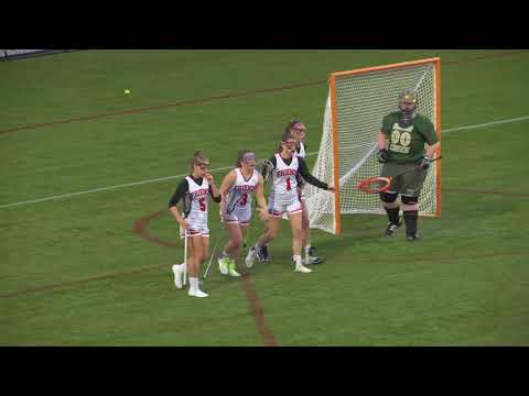Girls Varsity Lacrosse versus Indian Creek School 2018