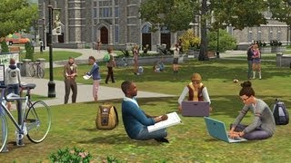 EA The Sims 3 Vita Universitaria | Trailer di Annuncio
