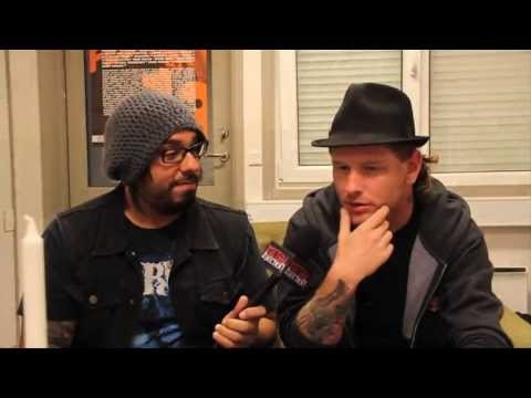 SLIPKNOT's Corey Taylor Talks Recording New Album in 2014 on Metal Injection