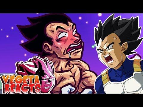 Vegeta Reacts To JIREN Vs GOKU Final Fight! DRAGON BALL STUPID!