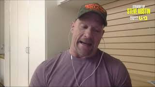 Stone Cold Steve Austin Talks About Working With Brett Favre