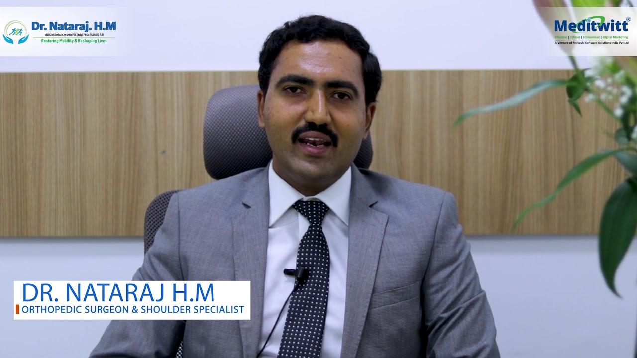Dr  Nataraj   Orthopaedic specialist in Marathalli,Bangalore