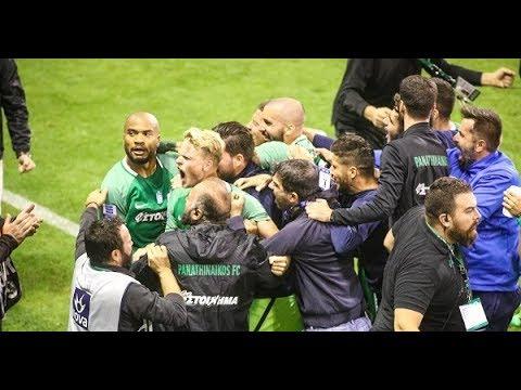 Πανικός μετά το γκολ του Χίλιεμαρκ στη Λεωφόρο (#PAOAEL 2-1)