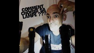 COMMENT CHOISIR SA LAMPE 1