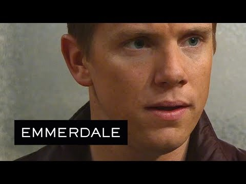 Emmerdale - Rebecca Hits Robert Where It Hurts