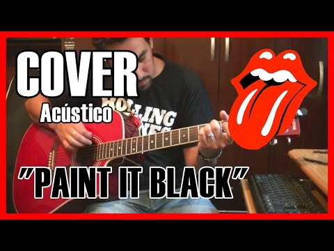 "The Rolling Stones - ""Paint it black"" 