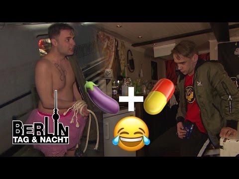 Berlin - Tag & Nacht - WTF! Schmidti & Bülent nehmen Viagra + entführen einen Hund!? #1433 - RTL II