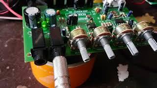 Mạch công suất điện 12v có lỗ míc mã DX0809 siêu rẻ chỉ 150k lh 0964.867.866