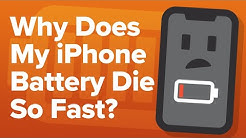 Why Does My iPhone Battery Die So Fast? An Apple Tech's 14 iPhone Battery Drain Fixes!