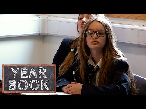Schoolgirl Tries to Act Like Her Older Sister | Yearbook