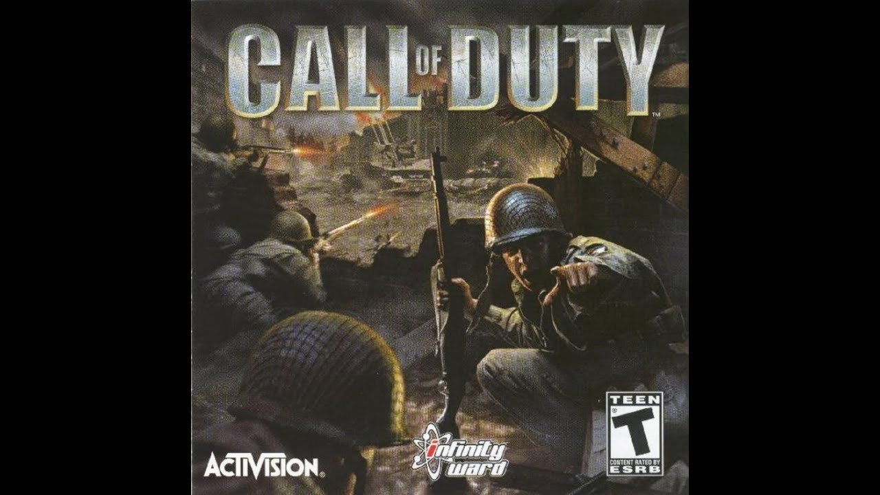 Call Of Duty 1 Download (Direct Link Torrent ) PC Crack Full Version