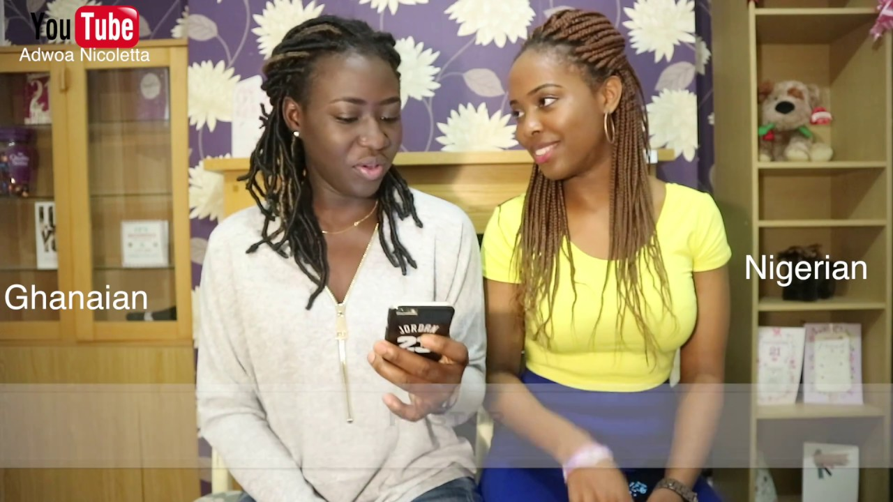 Ghana vs Nigeria English Accent