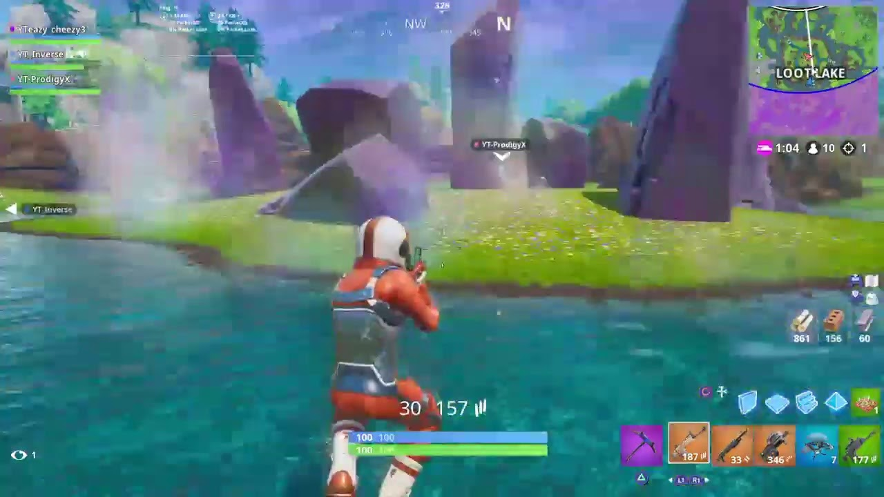Fortnite Battle Royale Top Solo Player 1000 Wins Youtube