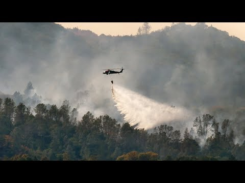Climate Change Has Doubled Area Hit By Forest Fires in US (Part 1/2)