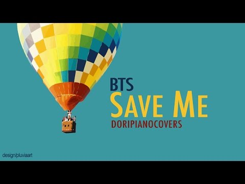 [Piano/Instrumental] BTS - SAVE ME