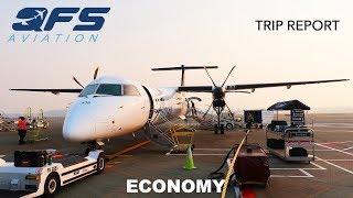 TRIP REPORT | Horizon Air - Dash 8 400 - Seattle (SEA) to Portland (PDX) | Economy