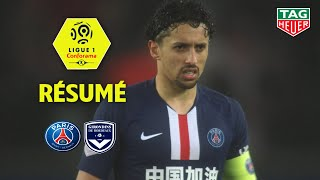 Paris Saint-Germain - Girondins de Bordeaux ( 4-3 ) - Résumé - (PARIS - GdB) / 2019-20