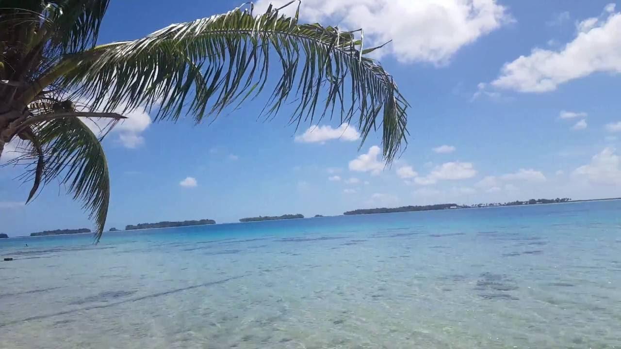 Bora Bora, French Polynesia - Island Tour 4K (17/08/2016 ...