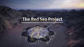 The Red Sea Project - unique architectural designs
