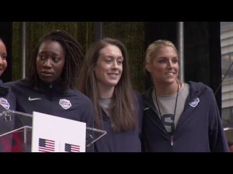 USA Basketball Women's National Team Announced