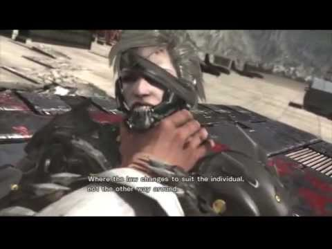 Metal Gear Rising: False Flag Terrorism & The War Economy (Art Imitating Life)