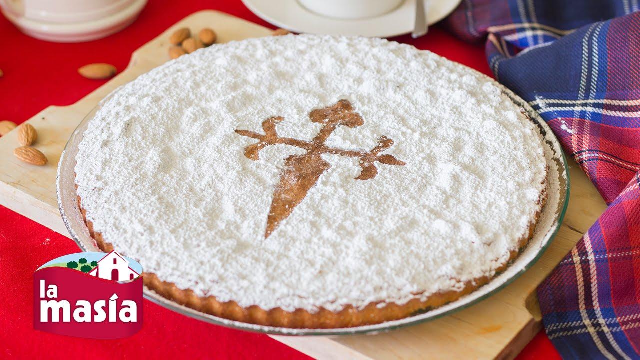 Image Result For Tarta A De Santiago Receta Horno