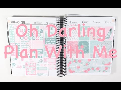 Plan WIth Me - Oh Darling