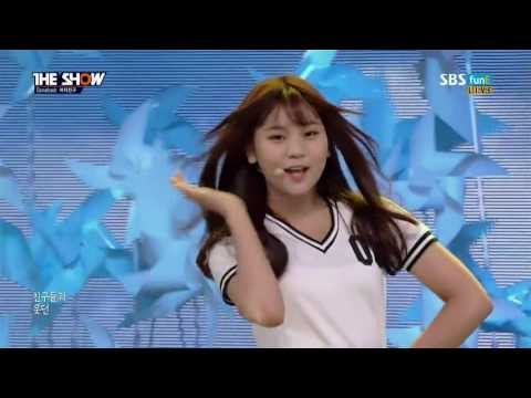 160712 SBS FunE The Show GFriend - Gone With The Wind (Comeback Stage)