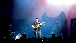 Luke Combs - Hurricane live 2017