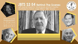 """Q&A W/Judge William """"Billy"""" Murphy, Dr. David Moore and David Fuentes"""