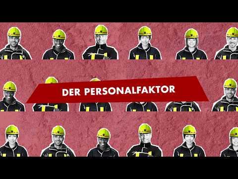 Feuerwehr Frankfurt - So funktionieren wir - Der Personalfaktor
