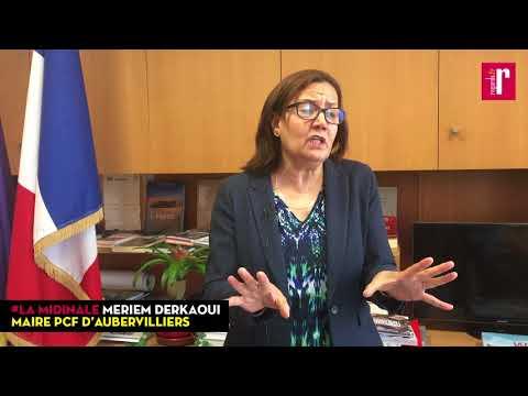 Meriem Derkaoui (PCF) : «On n'a rien à attendre d'Emmanuel Macron donc on va continuer à se battre.»