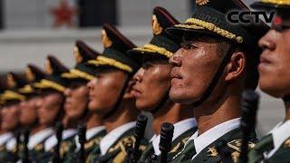 [北京 我们准备好了——阅兵训练场的故事] 领导指挥方队:步调一致 联合制胜   CCTV