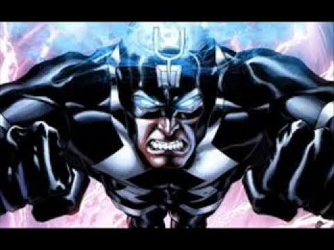 Historia Black Bolt (Rayo Negro) MARVEL (616)