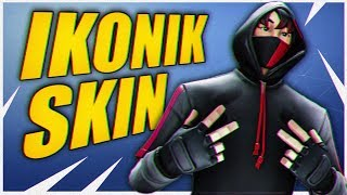 "HOW TO HAVE the Skin IKONIK ON FORTNITE! ""NO CLICKBAIT"""