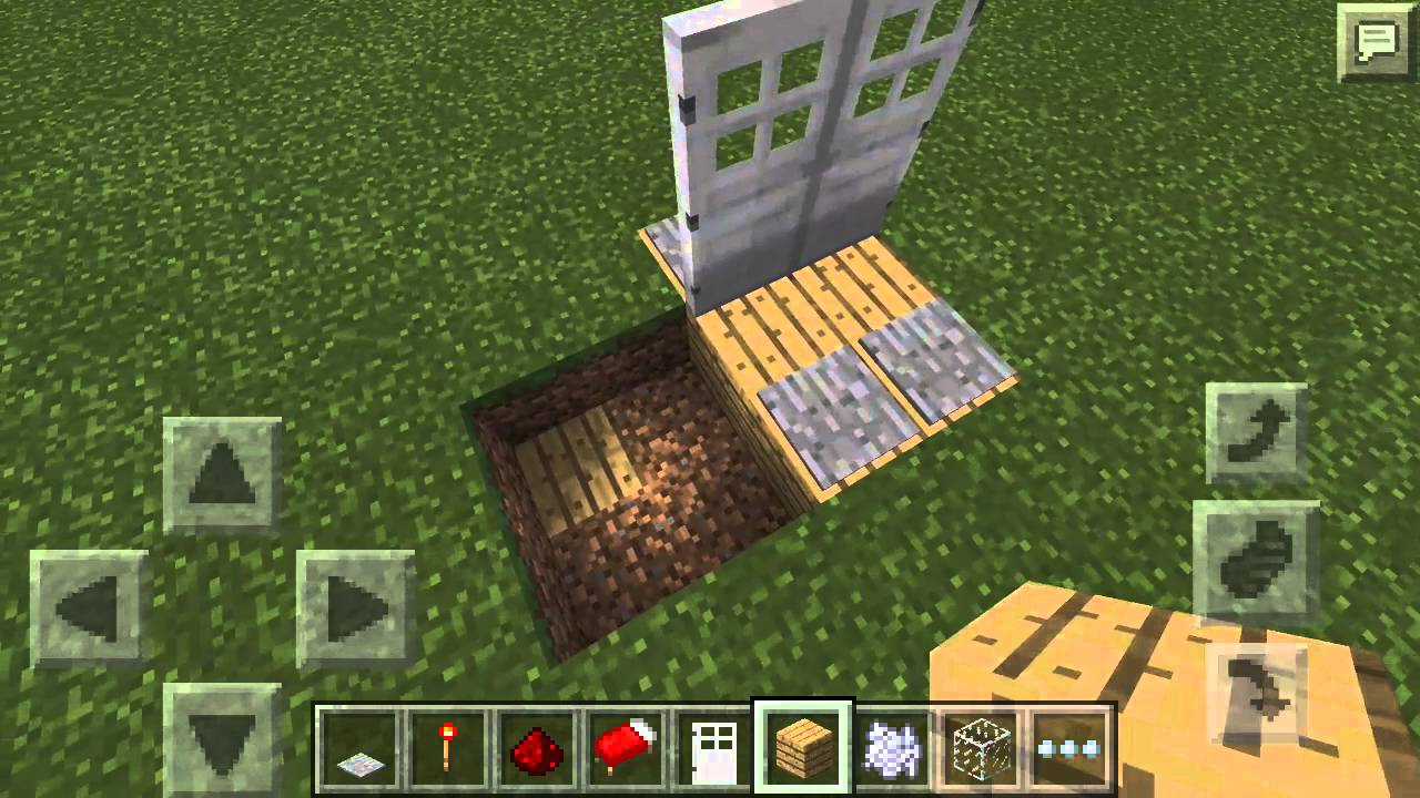 Trouble On Doors Mcpehow To Open Two Using One Pressure Toolbar Creator Galleries Related Minecraft Monostable Circuit Plate
