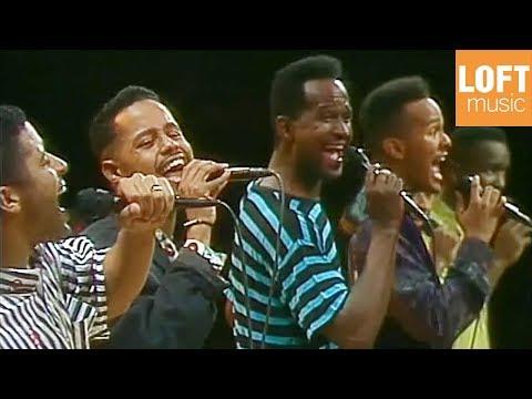 Take 6 - Gold Mine | Live in Munich (1990)