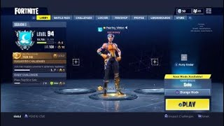 Fortnite Locker 40+ Skins Candy Axe Pickaxe Gum Drop Ghoul Trooper not included