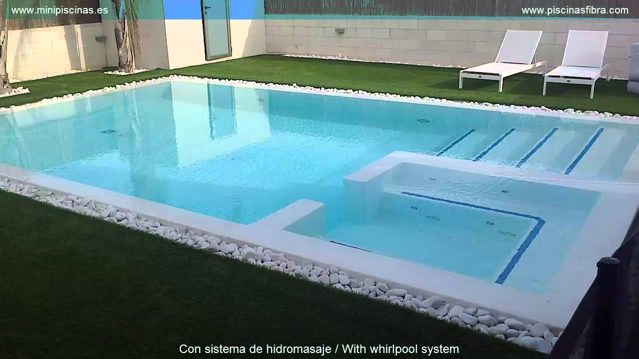 Barpool modelos de piscinas y toboganes youtube for Modelos de casas con piscina