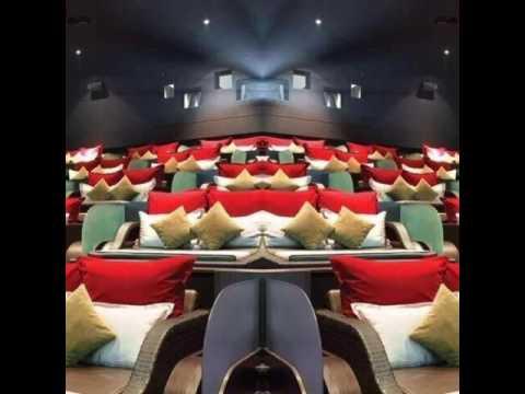 Reliance open theatre in Gujarat