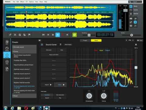 MAGIX Audio & Cleaning Lab Premium