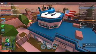 ROBLOX Jailbreak Gameplay 01