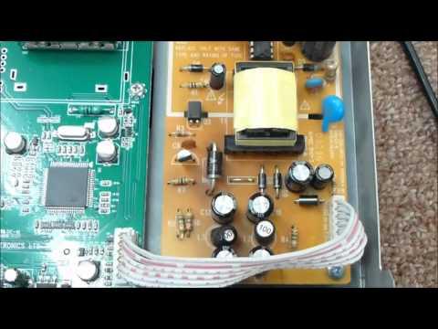 Channel Master CM7000 Digital Converter Box Repair DTV CM-7000 CM 7000 DTV D.T.V.