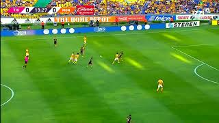 Gol de M. Sansores | Tigres UANL 0 - 1 Morelia | LIGA Bancomer MX - Clausura 2019  - Jornada 15