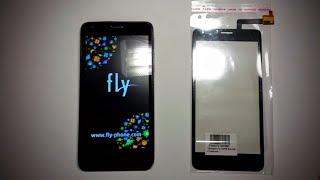 Ремонт Fly IQ456 Замена дисплея и тачскрина