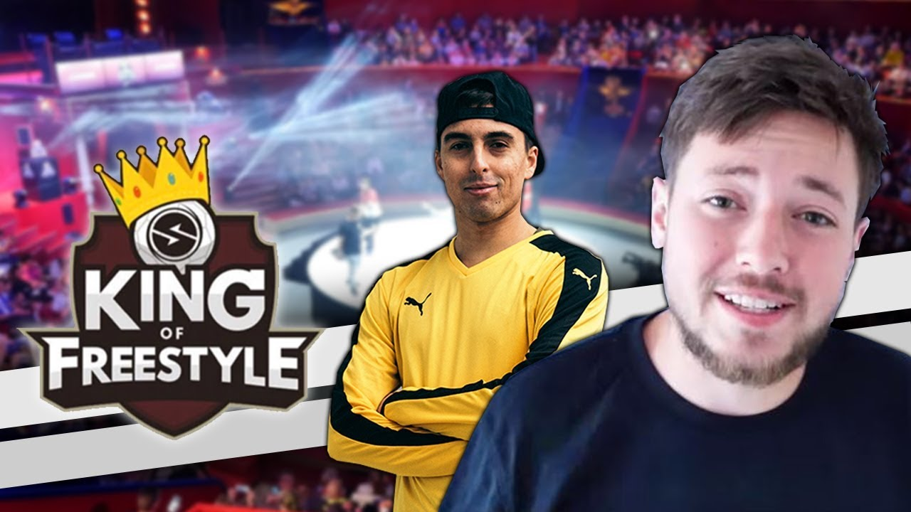 FOOTSTYLE DEBARQUE AU KING OF FREESTYLE #DAY4