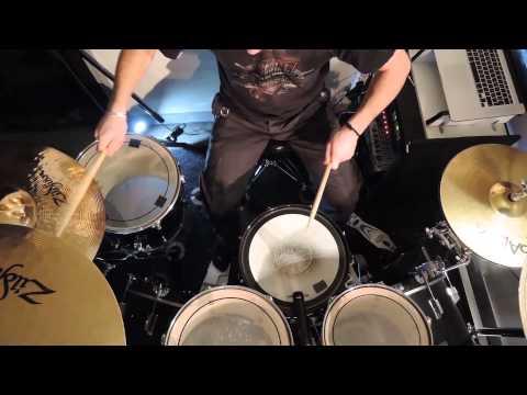 Bondage Goat Zombie - Belphegor [Drum Cover] (Studio Quality) (HD)