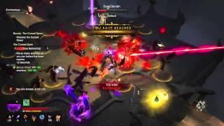 Diablo 3 ......199 kills and went up 5 lvls