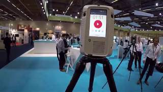 Чудо сканер от Leica!! Новые тахеометры серии Flex Line!