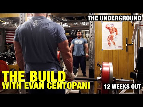 The Build with Evan Centopani, 12 Weeks Out